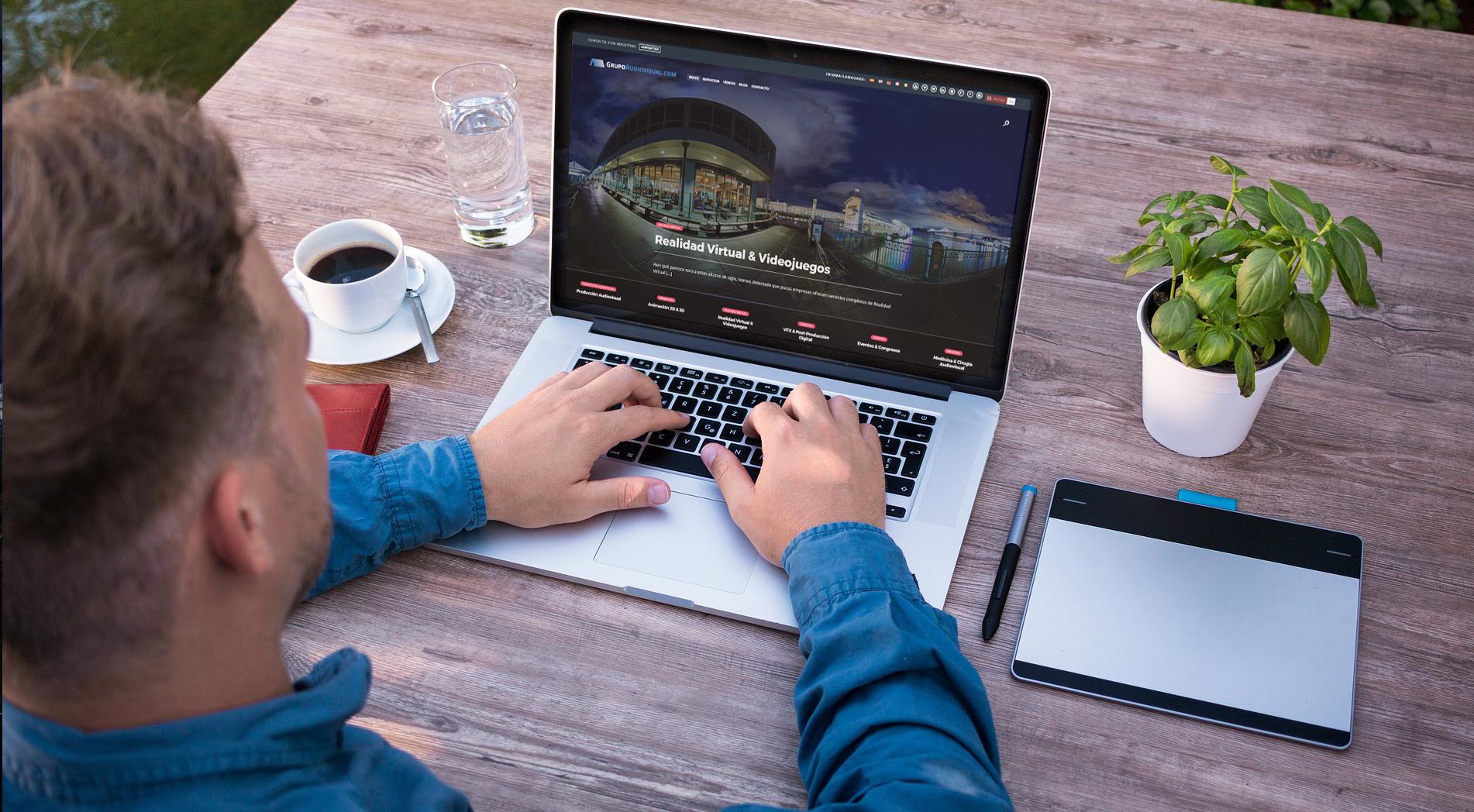 Contacto y Presupuestos audiovisuales