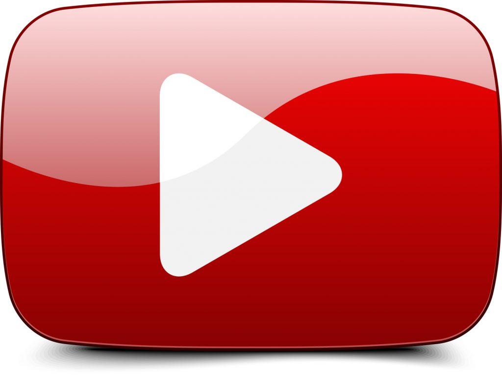Play button youtube grupoaudiovisual.com