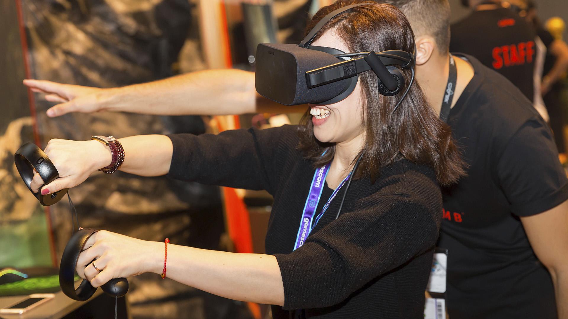 ENTRETENIMIENTO VIRTUAL VR | Gamificación con Realidad Virtual