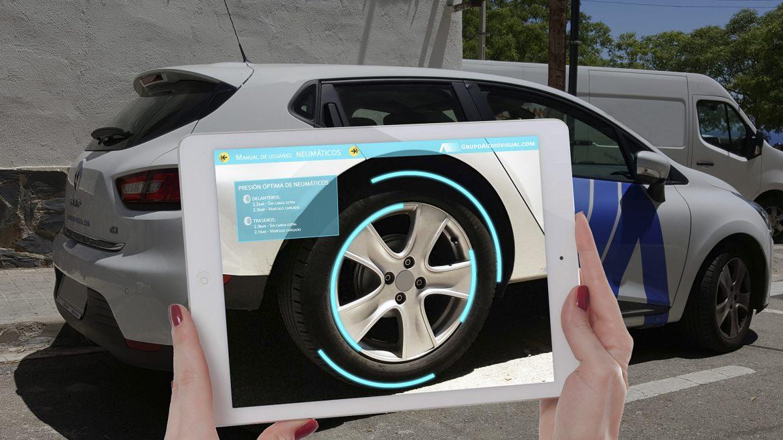 Automoción VR Realidad-Aumentada-Servicio-Post-Venta-Automóvil-coche-vehículo-Manual-de-Usuario-AR-GrupoAudiovisual_03_low