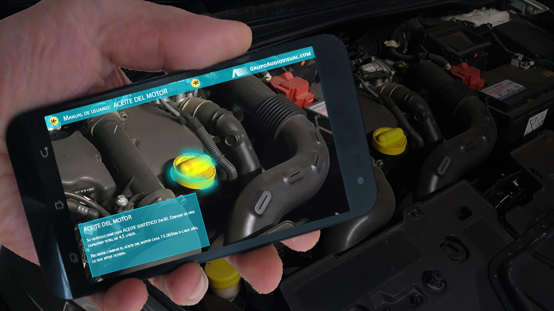 Automoción VR Realidad-Aumentada-Servicio-Post-Venta-Automóvil-coche-vehículo-Manual-de-Usuario-AR-GrupoAudiovisual_05_low