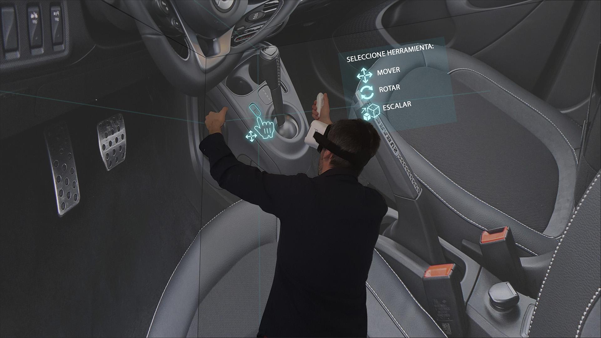 ¿Qué beneficios tienen para el sector Automoción la Realidad Virtual y la Realidad Aumentada?