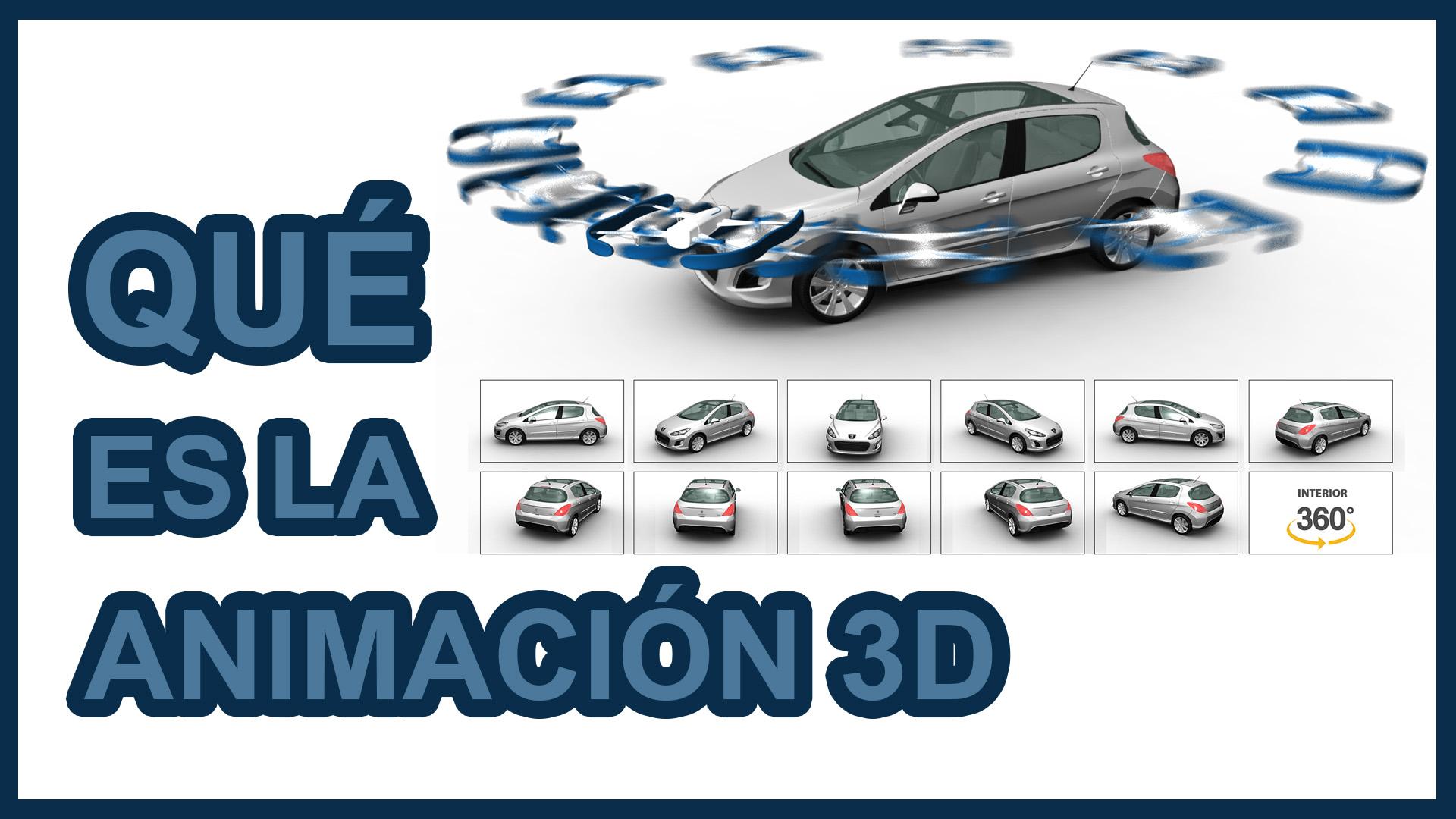 Qué es y qué ventajas tiene la Animación 3D