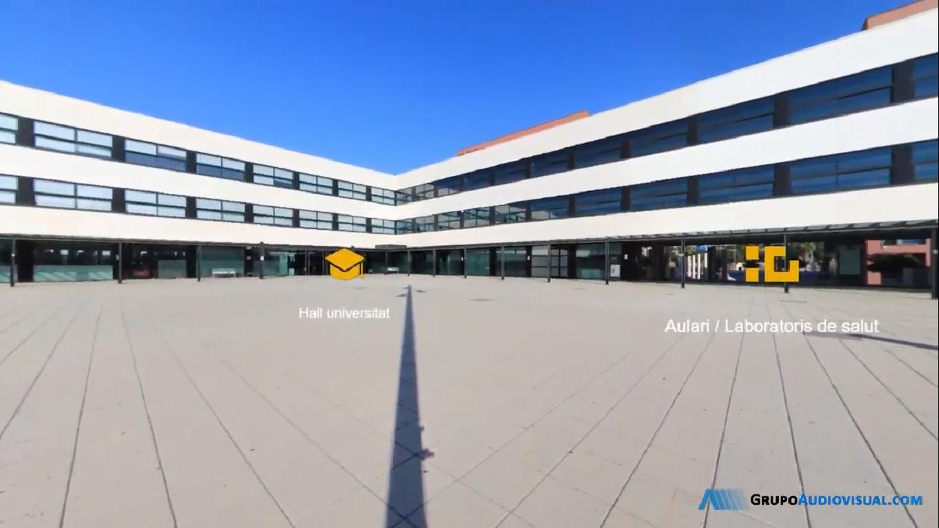 Experiencia de Realidad Virtual Libre - GrupoAudiovisual y VRauto