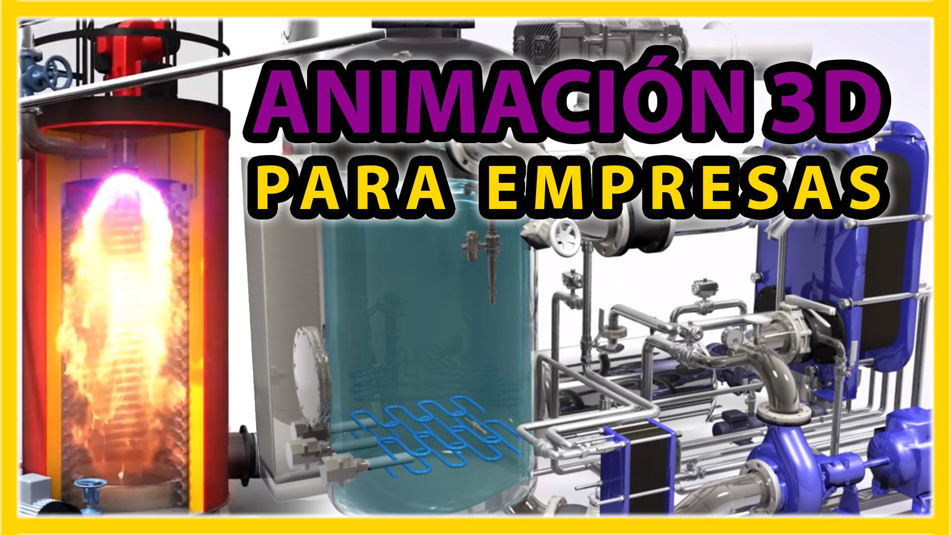 Animación 3D en los negocios
