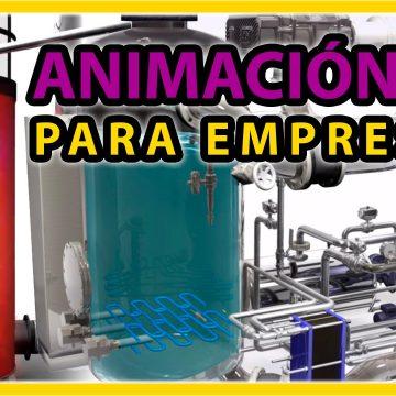 Empresa de Animación 3D para los negocios
