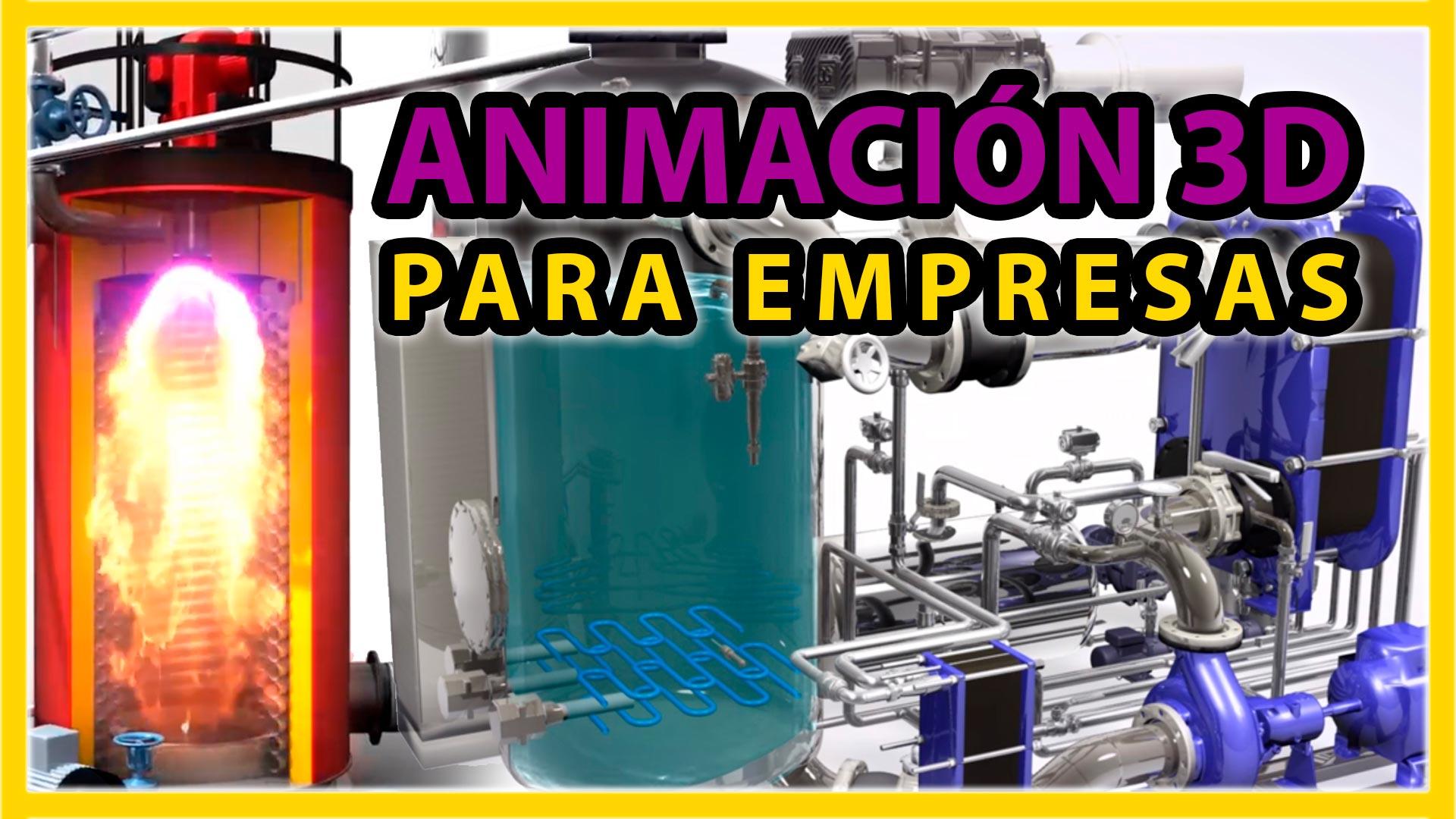 EMPRESA 3D PARA NEGOCIOS | Diseño y 3D para empresas