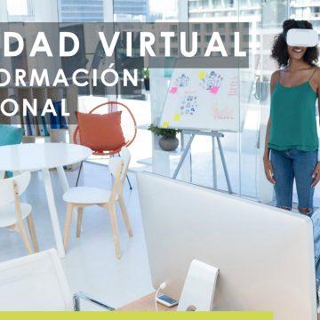 Formación con Realidad Virtual