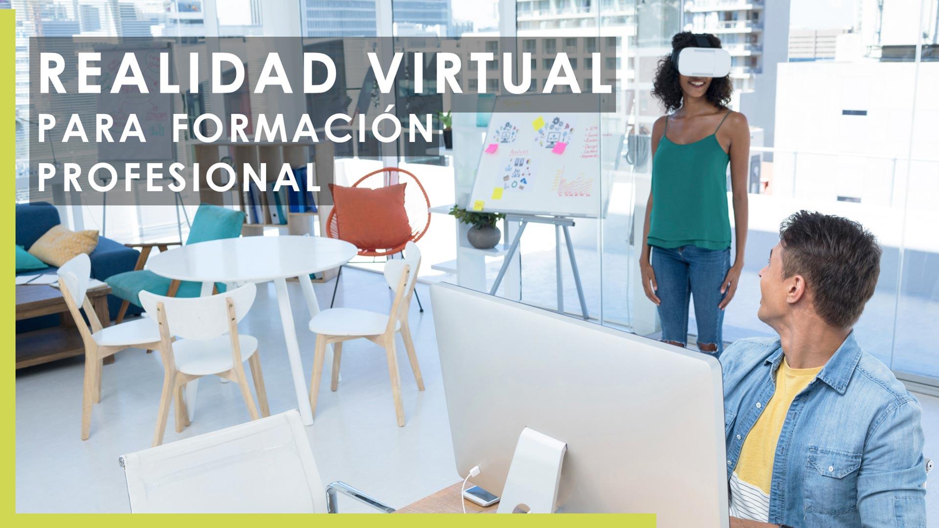 FORMACIÓN con REALIDAD VIRTUAL | VR para la industria