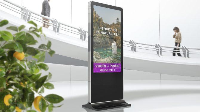 Digital-signage-poantallas-verticales-promo-videos-para-eventos-grupoaudiovisual