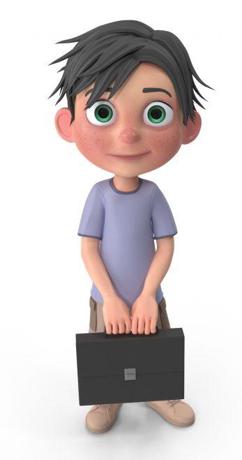 Personaje-cartoon-modelado-animacion-3d-grupoaudiovisual