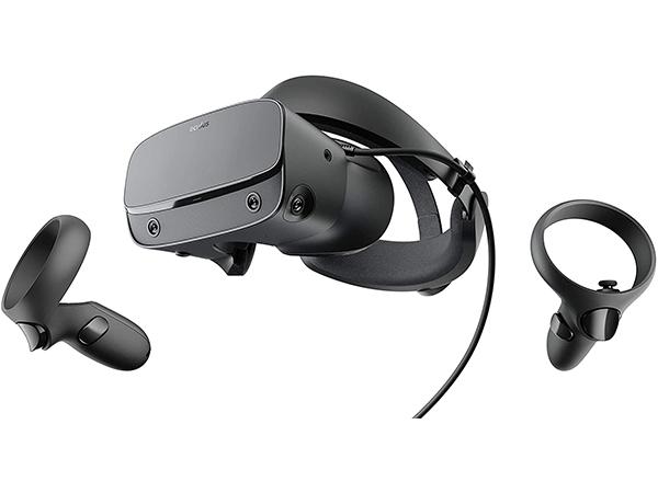 Tipos de realidad virtual Oculus Rift