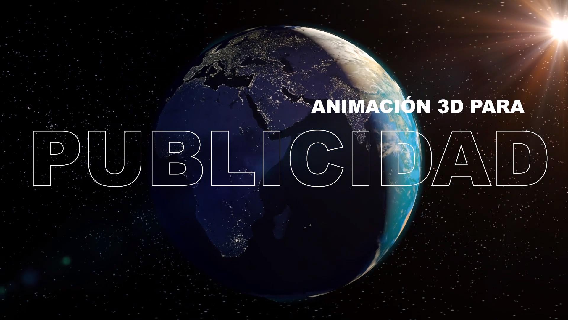 ANUNCIO 3D | PUBLICIDAD con animación 3D profesional
