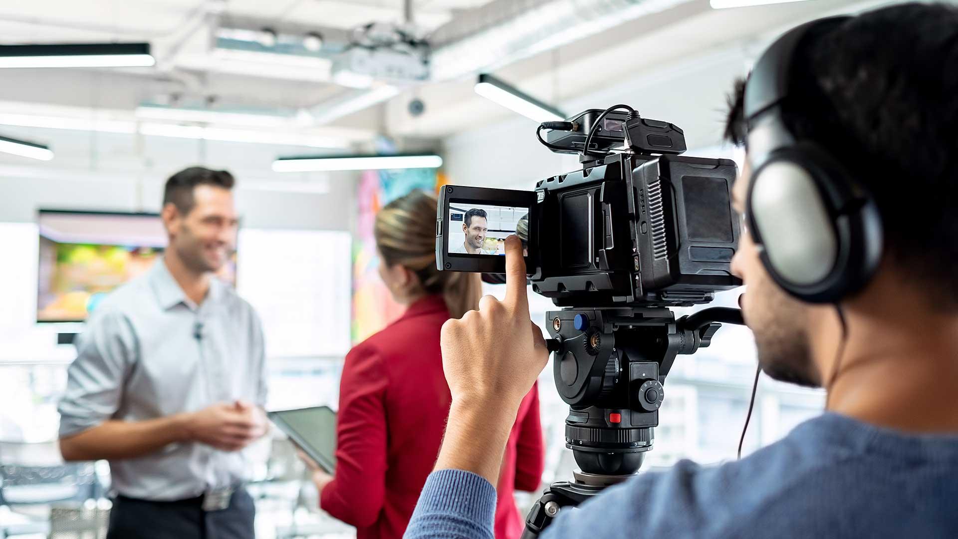 ¿Qué es la PRODUCCIÓN AUDIOVISUAL? | Usos