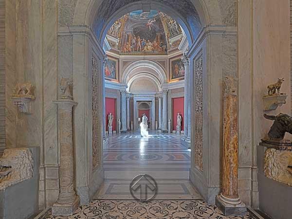 Tour-Virtual-Museo-Pio-Clementino Tours virtuales gratis
