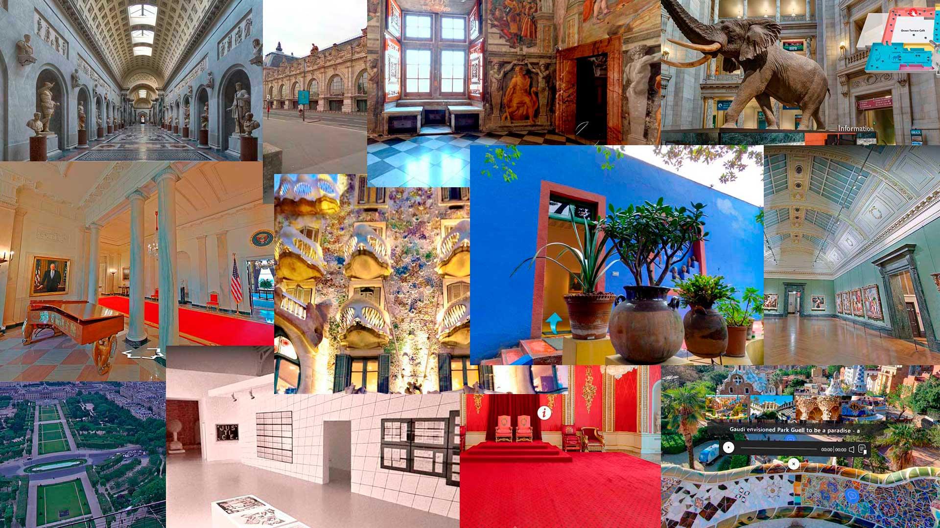 Tours Virtuales GRATIS (+29) del mundo que no puedes dejar de visitar