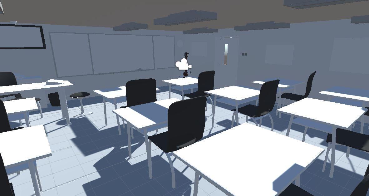 Vídeos para Realidad Virtual 360 Escena 3D para Realidad Virtual