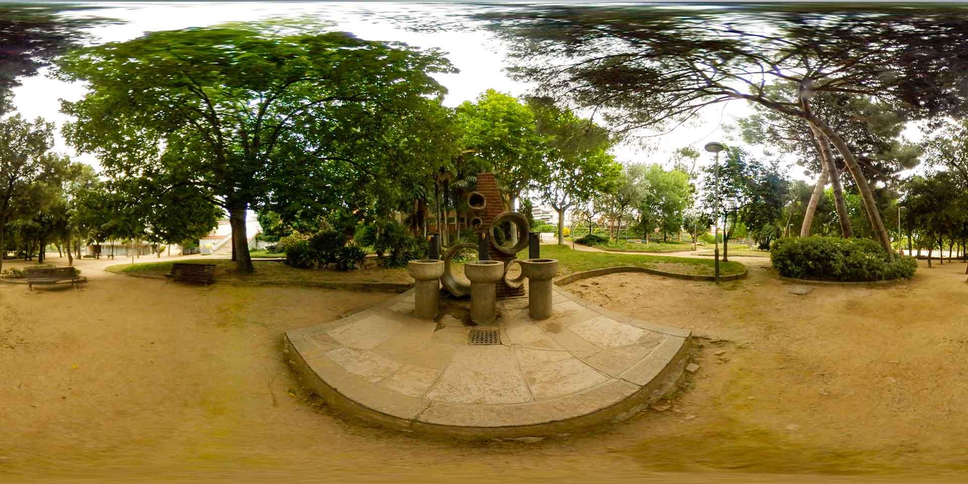 ▷ Parque Central de Mataró en 360 GRADOS - Fotos 360º GRATIS