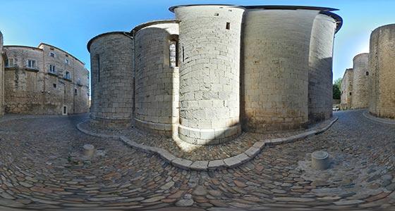 Girona-04 Casco antiguo de Girona 360