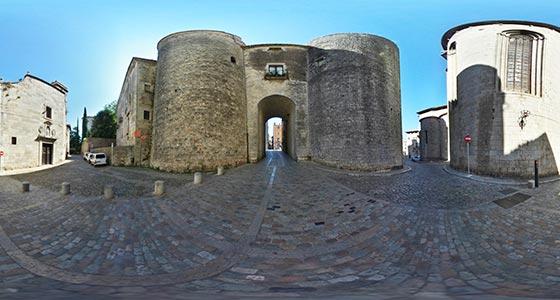 Girona-05 Casco antiguo de Girona 360
