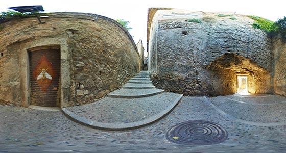 Girona-10 Casco antiguo de Girona 360