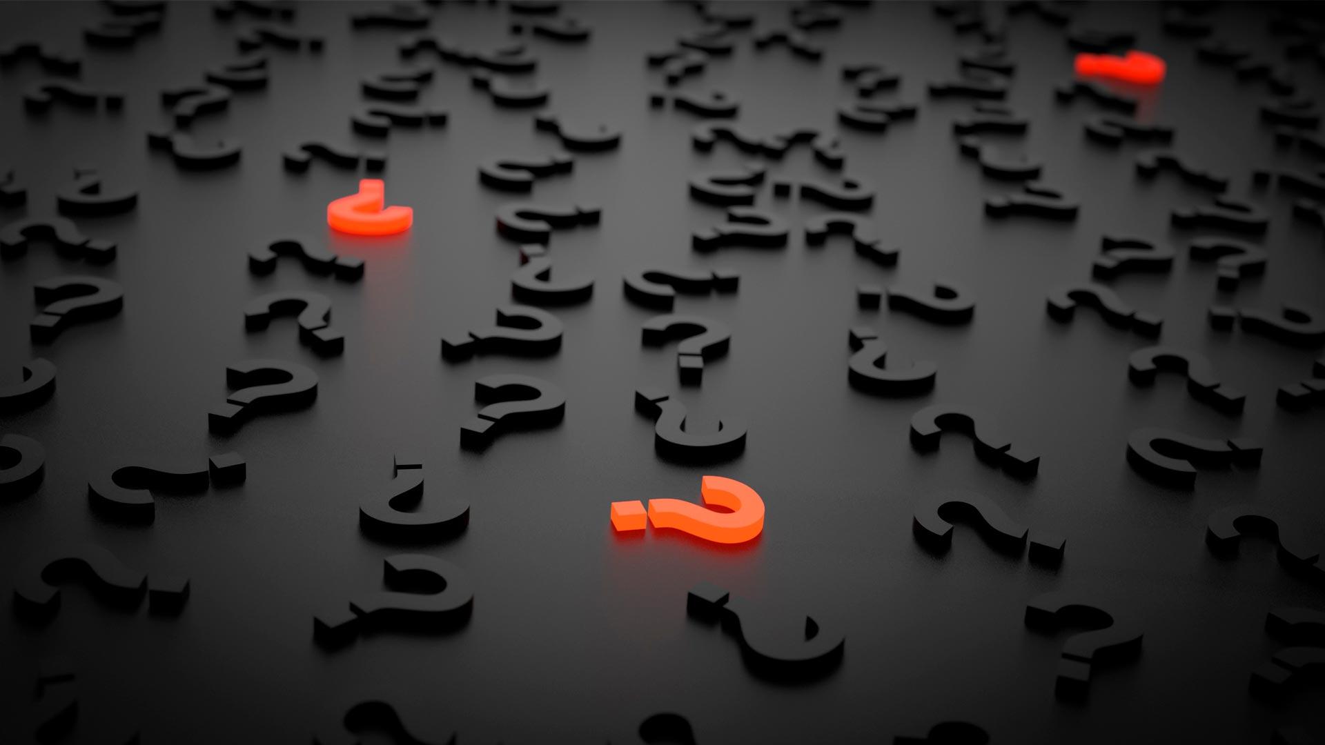 FAQ AUDIOVISUAL | Preguntas frecuentes y sus respuestas