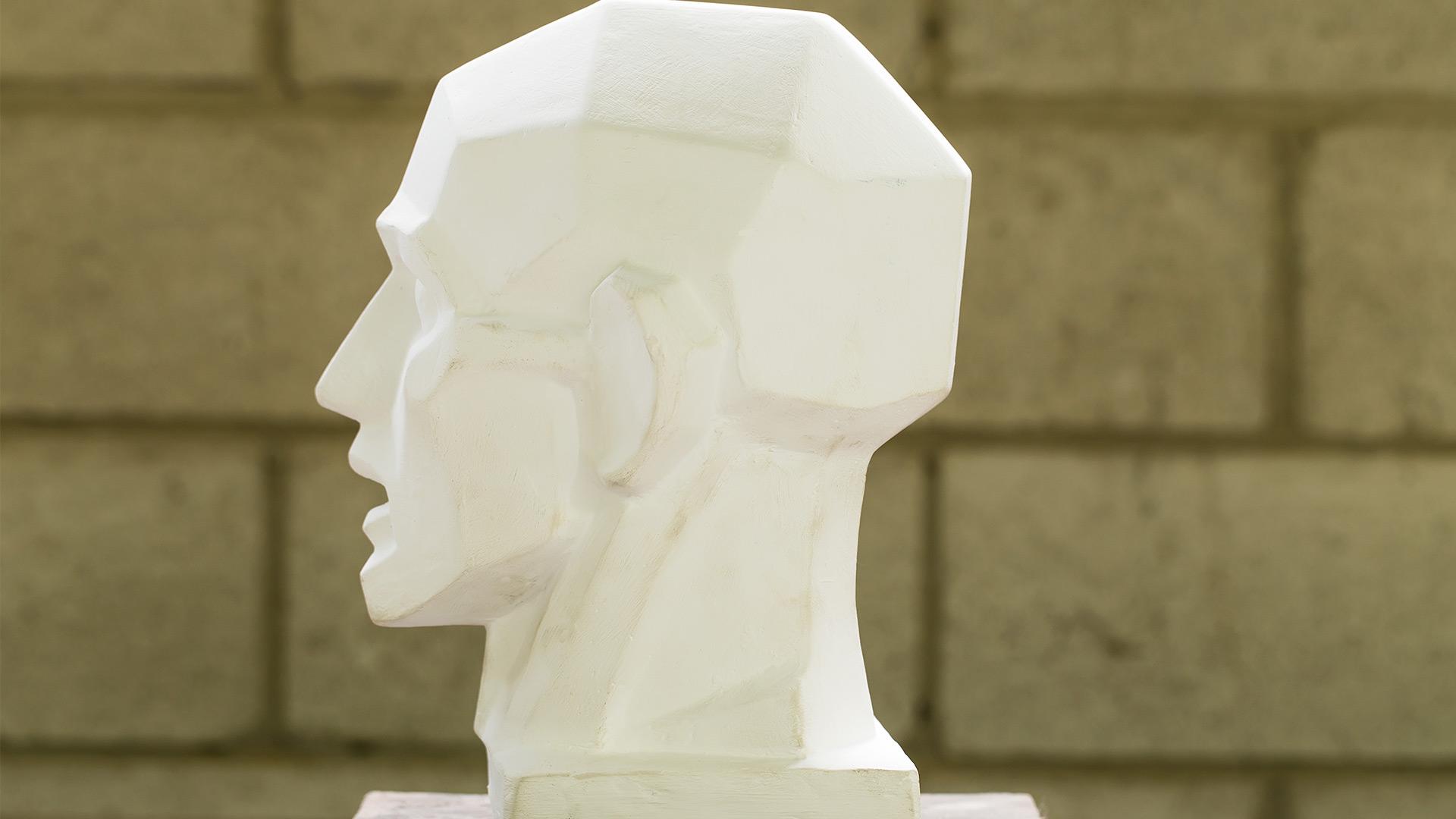 Servicio de Modelado 3D de Esculturas