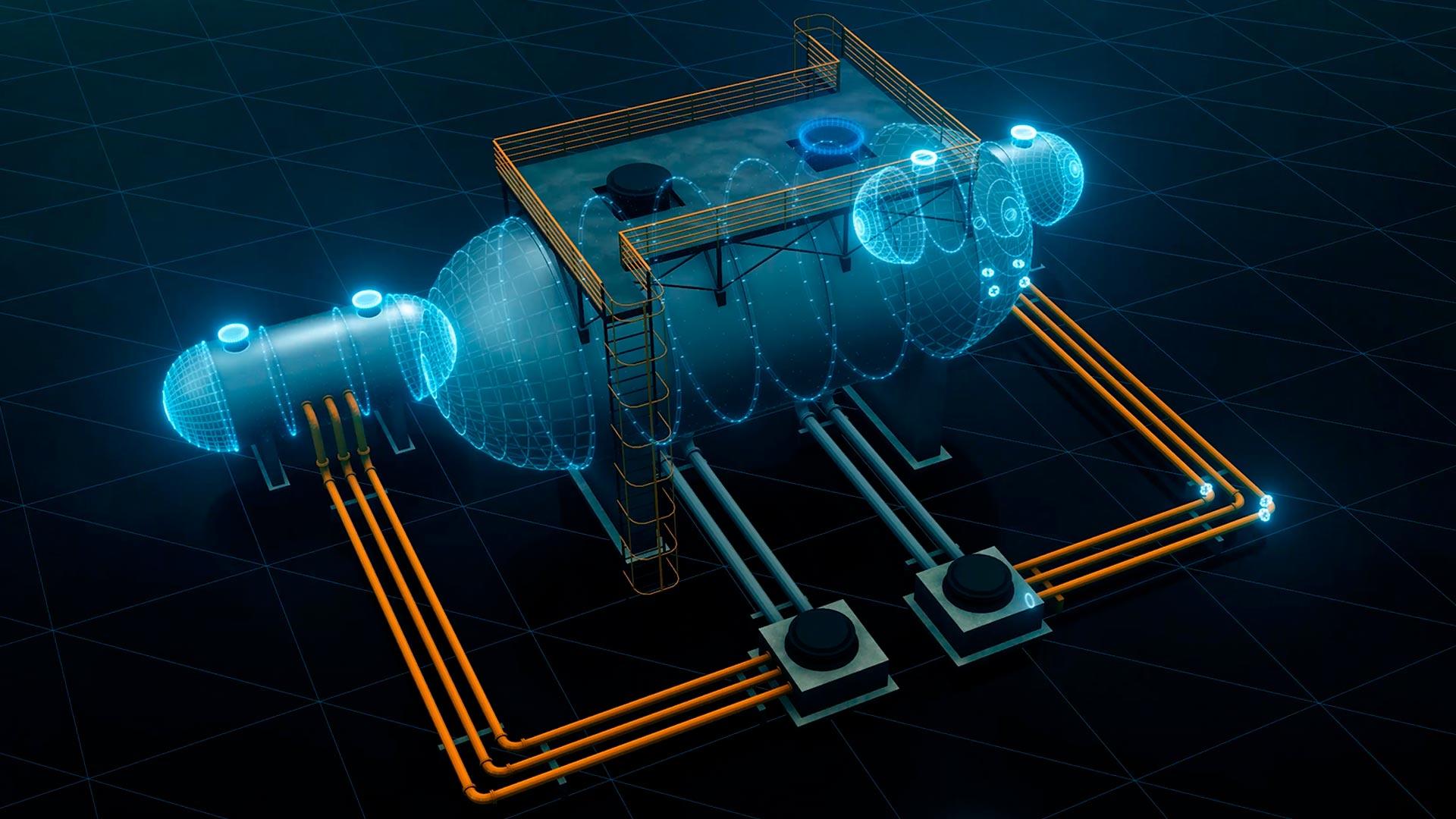 ▷ VÍDEO INDUSTRIAL | Modelado, Animación 3D y vídeos para empresas