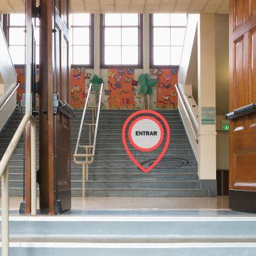 Puertas abiertas virtuales para Colegios en 360 grados