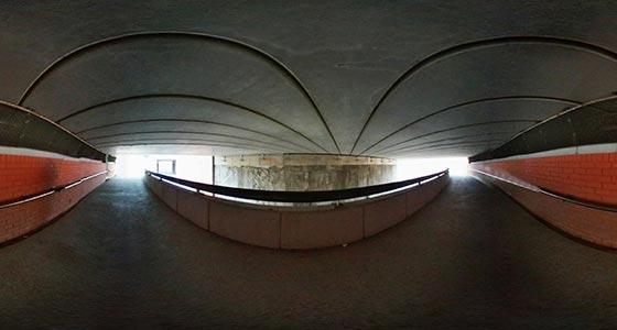 Tunel-playa-descargar-360-grupoaudiovisual