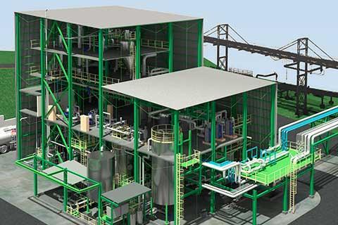 Modelado y Animación 3D Industrial